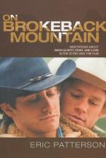 On Brokeback Mountain: Meditations about Masculinity, Fear, and Love in the Story and the Film cover
