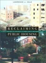 Reclaiming Public Housing: A Half Century of Struggle in Three Public Neighborhoods cover