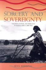 Sorcery and Sovereignty: Taxation, Power and Rebellion in South Africa, 1880-1963 cover