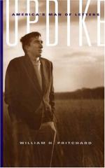 Updike: America's Man of Letters  cover