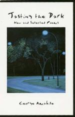 Tasting the Dark: New and Selected Poems cover