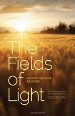 The Fields of Light: An Experiment in Critical Reading  cover