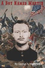 A Boy Named Martin  cover