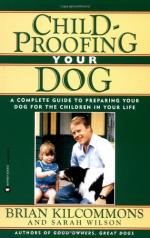 Childproofing Your Dog: A Complete Guide to Preparing Your Dog for the Children in Your Life cover