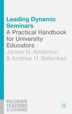 Leading Dynamic Seminars: A Practical Handbook for University Educators  cover