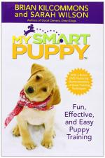 My Smart Puppy: Fun, Effective, and Easy Puppy Training cover