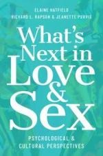 What's Next in Love and Sex: Psychological and Cultural Perspectives cover