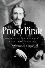 The Proper Pirate: Robert Louis Stevenson's Quest cover