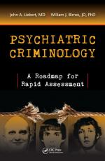 Psychiatric Criminology: A Roadmap for Rapid Assessment cover