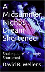 A Midsummer Night's Dream Shortened: Shakespeare's Comedy Shortened cover