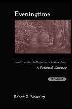 Family Roots, Findhorn & Finding Home  cover