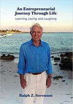 An Entrepreneurial Journey Through Life: Learning, Loving, and Laughing cover