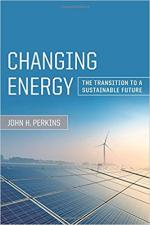 Changing Energy: The Transition to a Sustainable Future cover