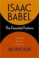 The Essential Fictions of Isaac Babel cover