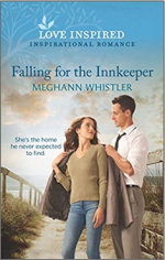 Falling for the Innkeeper  cover