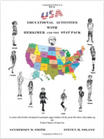 Fun USA Educational Activities with Herkimer and the Stat Pack cover