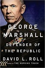 George Marshall: Defender of the Republic cover