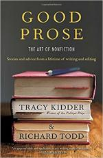 Good Prose: The Art of Nonfiction cover