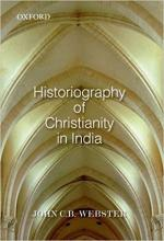 Historiography of Christianity in India cover