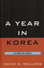 A Year in Korea: An American Journal cover