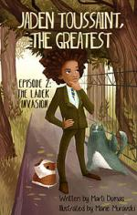 Jaden Toussaint, the Greatest Episode 2: The Ladek Invasion  cover