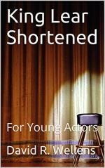 King Lear Shortened: For Young Actors cover