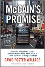 McCain's Promise: On the Straight Talk Express with John McCain and a Whole Bunch of Reporters,... cover
