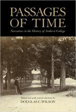 Passages of Time: Narratives in the History of Amherst College cover