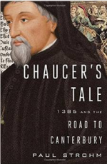 Chaucer's Tale: 1386 and the Road to Canterbury cover