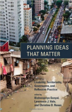 Planning Ideas That Matter: Livability, Territoriality, Governance, and Reflective Practice cover