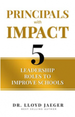 Principals with Impact: 5 Leadership Roles to Improve Schools cover