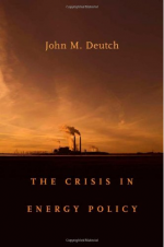 The Crisis in Energy Policy (The Godkin Lectures on the Essentials of Free Government and the Duties of the Citizen) cover