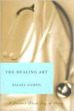 The Healing Art: A Doctor's Black Bag of Poetry cover