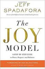 The Joy Model: A Step-by-Step Guide to Peace, Purpose, and Balance cover