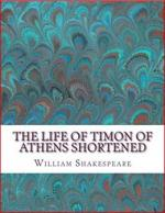 The Life of Timon of Athens Shortened cover