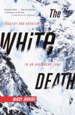 The White Death: Tragedy and Heroism in an Avalanche Zone cover