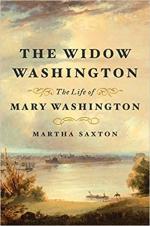 The Widow Washington: The Life of Mary Washington cover