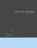 The LSAT Trainer cover