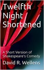 Twelfth Night Shortened: A Short Version of Shakespeare's Comedy cover