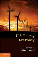 U.S. Energy Tax Policy cover
