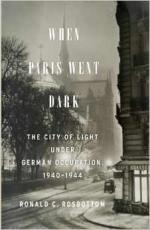 When Paris Went Dark: The City of Light Under German Occupation, 1940-1944 cover