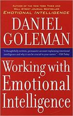 Working with Emotional Intelligence cover