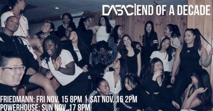 DASAC this Friday, Saturday, and Sunday!