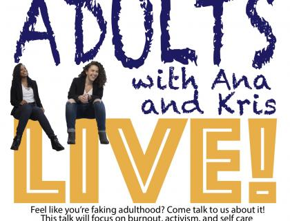 Attempted Adults live show