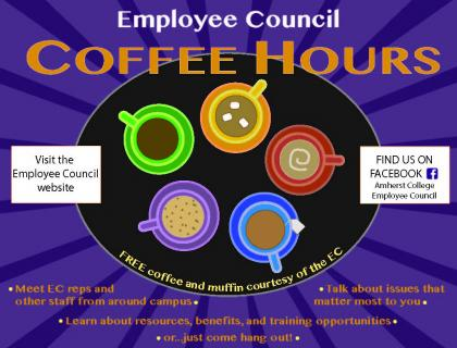 Employee Council Coffee Hours