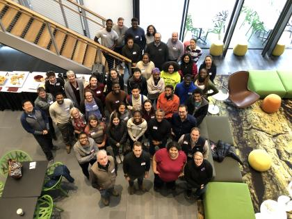 Photo of January 2020 Center for Restorative Practices training