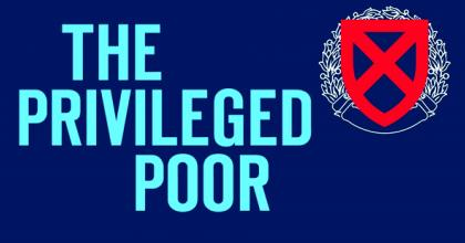 The Privileged Poor Title Image
