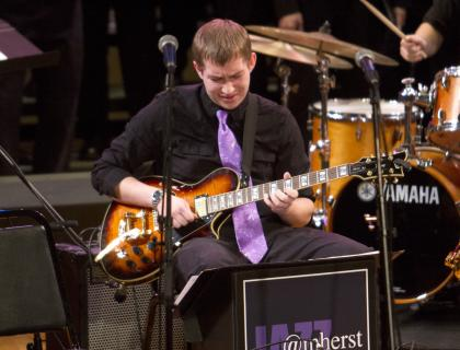 Jazz Guitar, Rob Croll '16