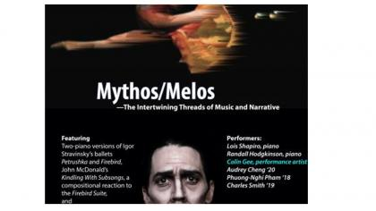 Mythos/Melos—The Intertwining Threads of Music and Narrative