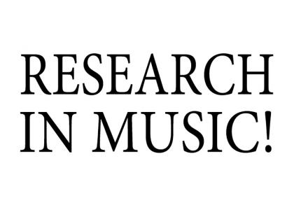 Music Workshop for Non-Majors and Majors: Research in Music (with professors Jeffers Engelhardt, Yvette Jackson, Klara Moricz, and Jason Robinson)